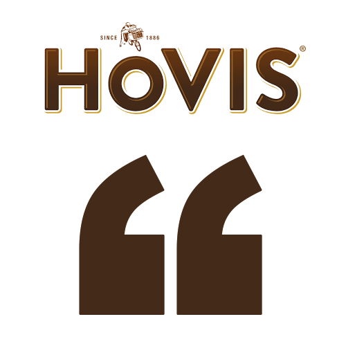 hovis testimonial